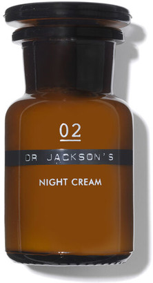 Dr. Jackson's 02 Night Skin Cream