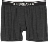 Icebreaker Men Anatomica Underwear Boxer Brief, 4.5 Inch Ineam