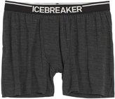 Icebreaker Men Anatomica Underwear Boxer Brief, 4.5 Inch Ineam