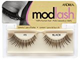Andrea Mod Strip Lash Pair Style 45 (Pack of 4)