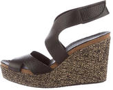 Pedro Garcia Marcia Wedge Sandals w/ Tags
