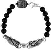 King Baby Studio Men's Wingspan Bracelet