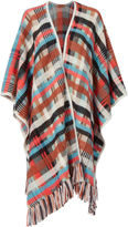 Missoni Basketweave Poncho