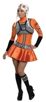 BuySeasons BuySeason Women's Star Wars Female X-Wing Fighter Costume