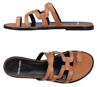 Pierre Hardy Toe strap sandal