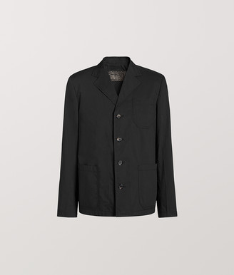 Bottega Veneta JACKET IN TECHNO COTTON