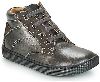 GBB RAYA girls's Mid Boots in Grey