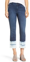 NYDJ Women's Billie Stretch Crop Bootcut Jeans