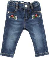 Roberto Cavalli Denim pants - Item 42418787