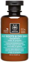 Apivita APIVITA Holistic Hair Care Oily Roots & Dry Ends Shampoo - Nettle & Propolis 250ml