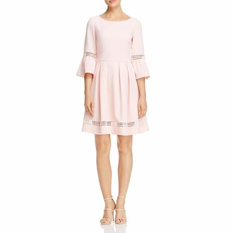 Eliza J Women's Bell Sleeve Fit & Flare Dress