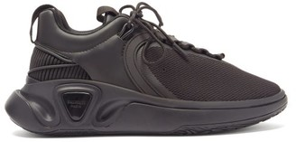 Balmain B-runner Mesh Trainers - Black