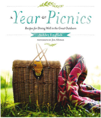 Penguin Random House Year Of Picnics By Ashley English
