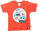 Zutano In The City T-Shirt (Baby) - Mandarin-18 Months