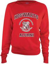 Allntrends Women's Long Sleeve Hogwarts Alumni (L, )