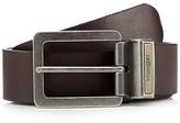 Wrangler Black Reversible Pin Buckle Belt