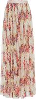 Needle & Thread Prairie Rose Floral Maxi Skirt
