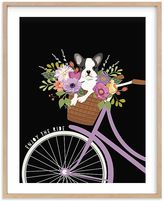 Pottery Barn Kids Enjoy the Ride Wall Art by Minted(R) 11x14