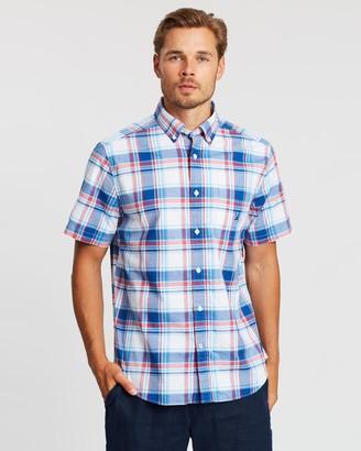 Nautica Casual Plaid Shirt
