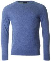 Barbour Space Dye Crew Neck Jumper