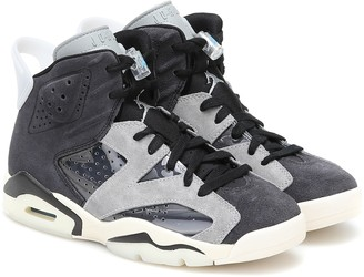 Nike Air Jordan 6 Retro suede sneakers