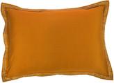 Trussardi Stitch Bed Sheet & Pillowcase Set - Cuoio