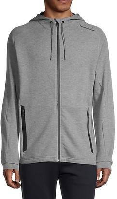 Puma Drawstring Hooded Jacket