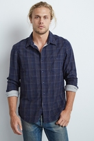 Scout Double Face Plaid Button-Down Shirt