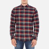Penfield Barrhead Check Shirt Red