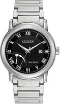 Citizen Eco-Drive Mens Stainless Steel Watch Aw7020-51E
