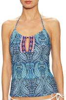 Nanette Lepore Paisley Honey Bikini Top