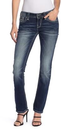 Rock Revival Yui Straight Leg Jeans