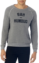 Alternative Eco Fleece Champ Bah Humbug Sweatshirt