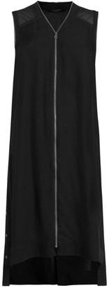 AllSaints Zipped Lottie Dress