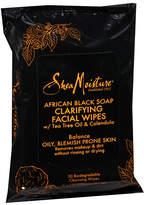 Shea Moisture SheaMoisture African Black Soap Facial Wipes