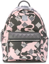 MCM stud detail mini backpack