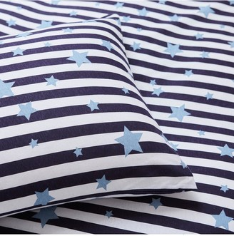 Silentnight Healthy Growth Stars Duvet Cover - Blue