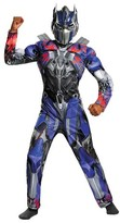 Transformers 4 Age of Extinction Boys' Optimus Prime Muscle Costume