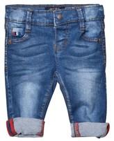 Mayoral Dark Wash Slim Fit Jog Jeans