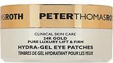 Peter Thomas Roth Hydragel 24K Gold Eye Masks