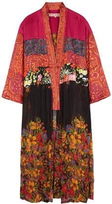 Free People The Young Love Panelled Kimono