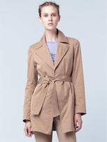 L'Agence Lightweight Raincoat