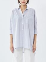 P & Lot Pinstripe Shirt