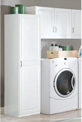 "ClosetMaid 72"" H x 18"" W x 19"" D Single Door Storage Cabinet"