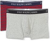 Ralph Lauren Stretch-cotton Trunk 2-pack