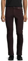 The Kooples Cotton Solid Slim Fit Jeans