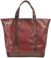 Vanessa Bruno Sequin and leather Medium Tote