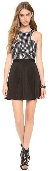 Style Stalker STYLESTALKER Airball Dress