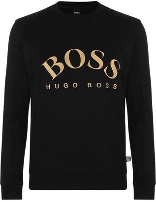 HUGO BOSS Salbo Crew Neck Sweatshirt