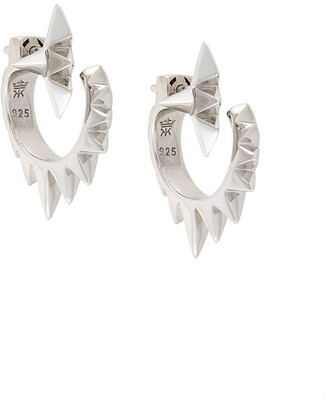 Kasun London Vortex earrings